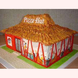"Торт ""Pizza Hut"""